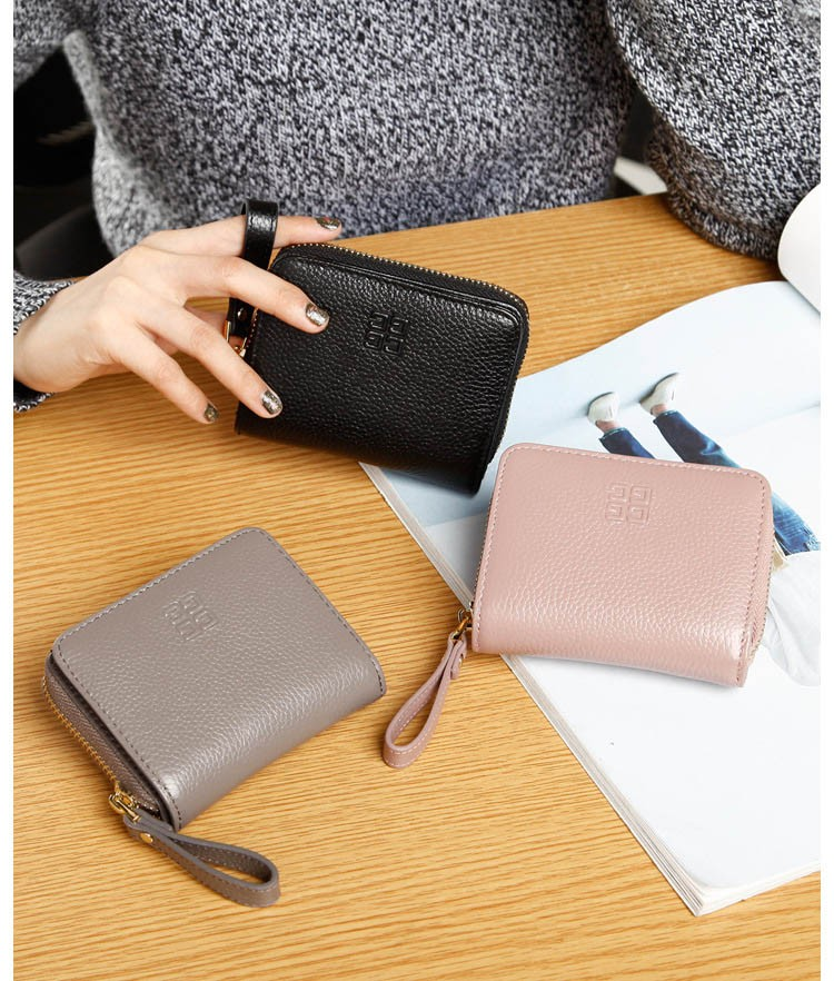 Women genuine leather wallets 11
