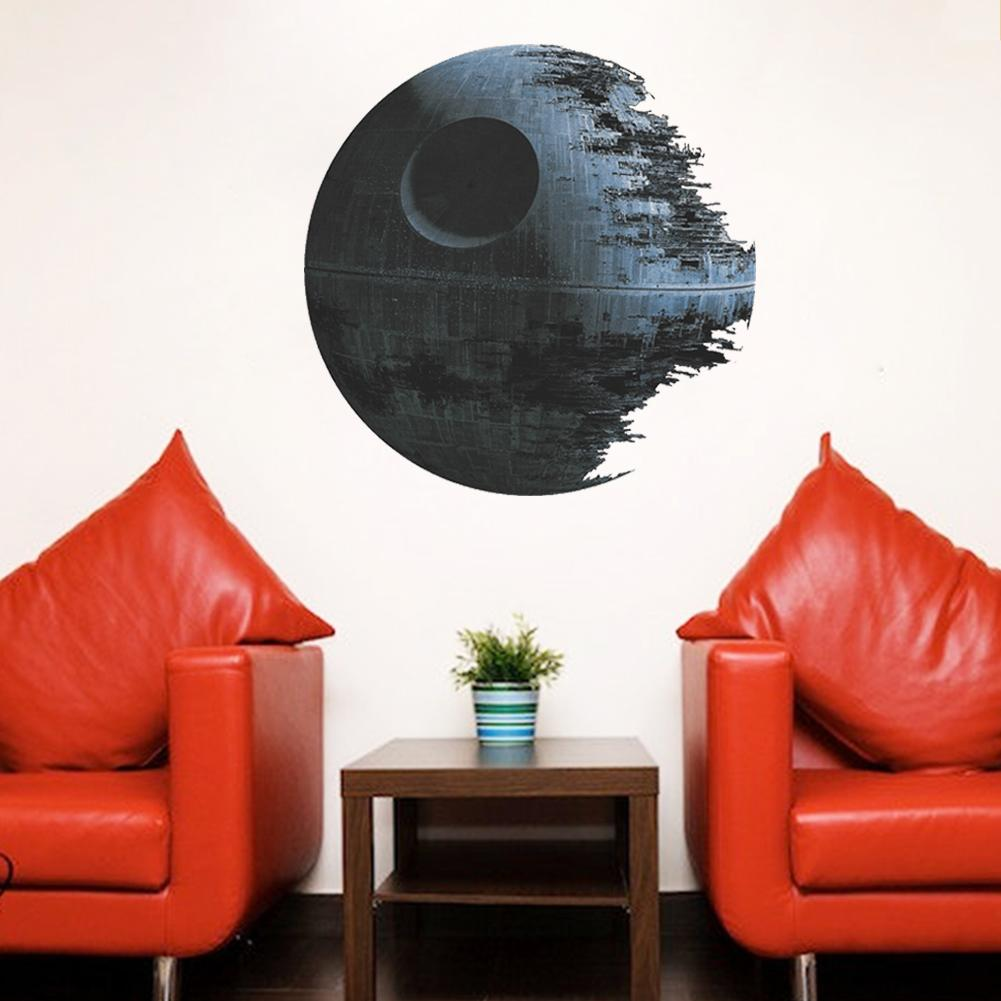 Creative wall stickers #2 Death Star