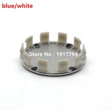 20pcs 68mm Blue White 10 pin Auto Car Wheel Center Hub caps Rim Caps Logo Emblem Badge for 1 3 6 5 7 8 Z3 Z4 M3 M5 & X1 X3 X5(China (Mainland))