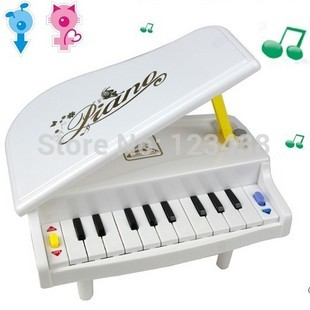 Electronic Children Educational Organ Panotron Keyboard Musical Instrument Plastic Piano Toys Baby Kids Gifts(China (Mainland))