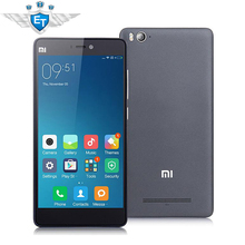 "Original Xiaomi Mi4c Prime 4G FDD LTE Cell Phone Android 5.1 Snapdragon 808 Hexa Core 3GB RAM 32GB ROM 5"" 1920x1080 13MP Camera(China (Mainland))"