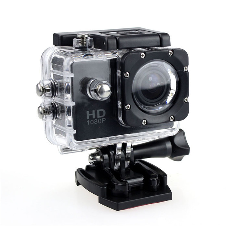 SJ4000 Style Sport Action camera F23 30M Waterproof 1080P 30FPS 12MP DVR 1.5 LCD Screen 170 Wide Angle Digital Video Cam <br><br>Aliexpress