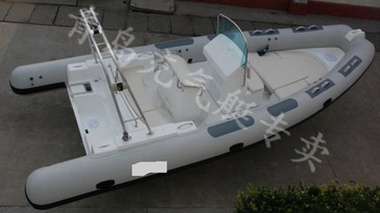 A large number of wholesale 6.8 meters rib boat glazed steel boastingly fishing boat inflatable boat rubber boat  Home