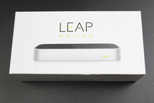 Original Leap Motion 3D Somatosensory controller mouse Gesture Motion Control for PC for MAC(China (Mainland))