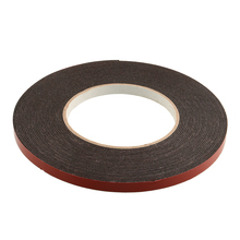 Double Sided Car Auto Truck Vehicle Trim Foam Sticky Tape Adhesive 6mmx10m Free shippingFree Shipping