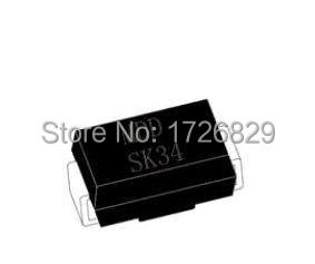 (1) SMD 1N5822 IN5822 LL5822 SK34 DO-214AA SMB Schottky Diode - eleic store