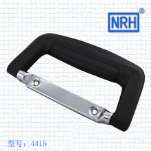 2014 новый чемодан ручка 4415 услуга маленький черный воздуха коробка ручка NRH аппаратного алюминиевая коробка ручка мебель ручка и ручка 6 шт./лот