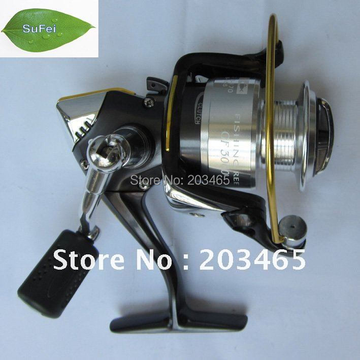 Free shipping SPY30 spinning reel fishing reel Aluminum spool and aluminum folding arm Gear ratio 4.7:1<br><br>Aliexpress