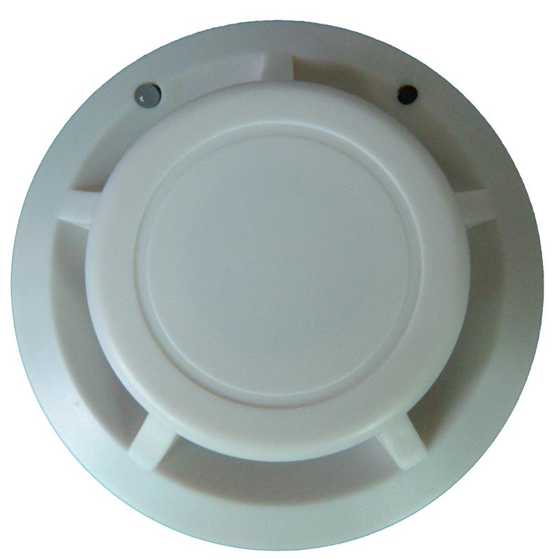 Battery Powered Photoelectric Smoke Alarm