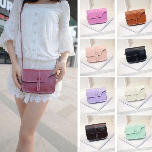 Fashion Women Leather Shoulder Bag Satchel Handbags Crossbody Bags Messenger Bag(China (Mainland))