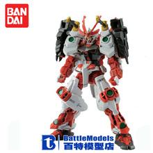 Genuine BANDAI MODEL 1/144 SCALE Gundam models #85148 HGBF Sengoku Astray Gundam plastic model kit