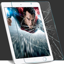 For ipad mini Front Film Screen Guard Tempered Glass Screen Protector For Apple iPad Mini With Protective Retail Package(China (Mainland))