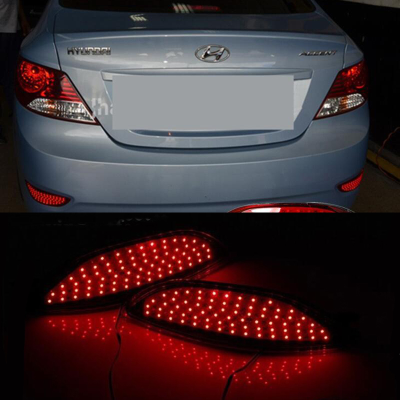 how to change a brake light on a hyundai accent