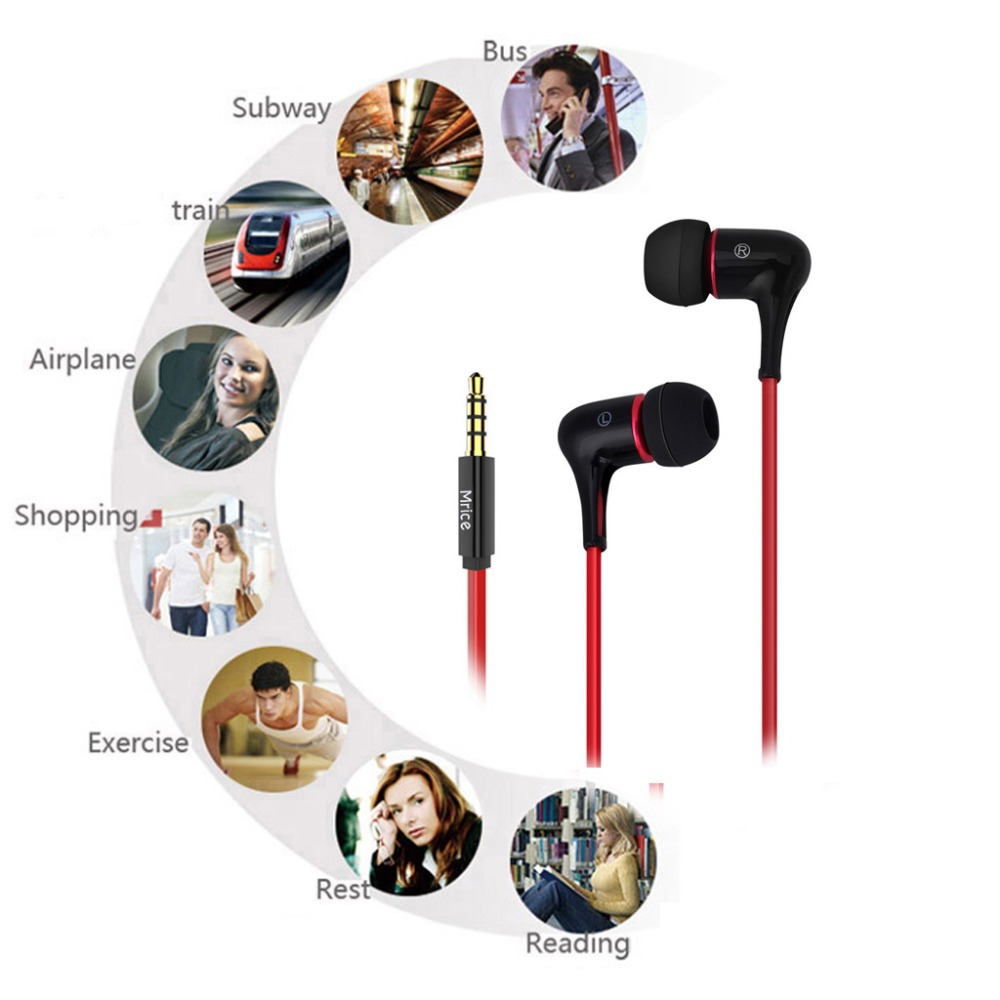 Mrice E300 Earphone Fashion Music Earphones Triangle Cable Design Patent Tangle-Free High Tensile Resistance With 3.5mm Plug(China (Mainland))