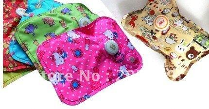health safe hot-water bottle hot water bag Electric heater electric warmer bag bottle CN post