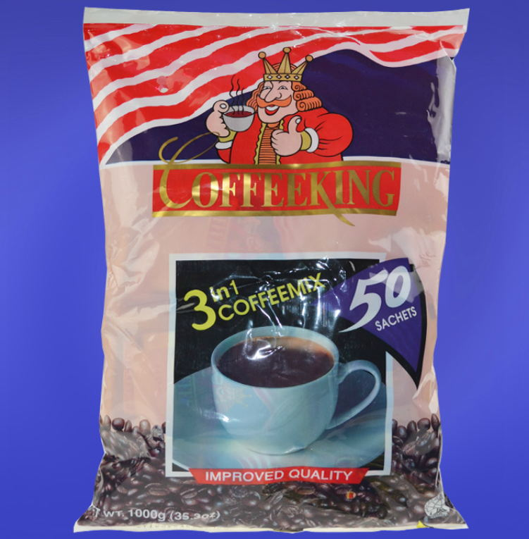 Singapore import super king royal coffee 20 g 50 package free shipping