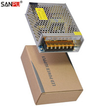 Buy SANPU SMPS 12V DC Switching Power Supply 150W 12.5A Constant Voltage Single Output AC-DC Transformer Driver 120W Indoor LEDs for $23.20 in AliExpress store