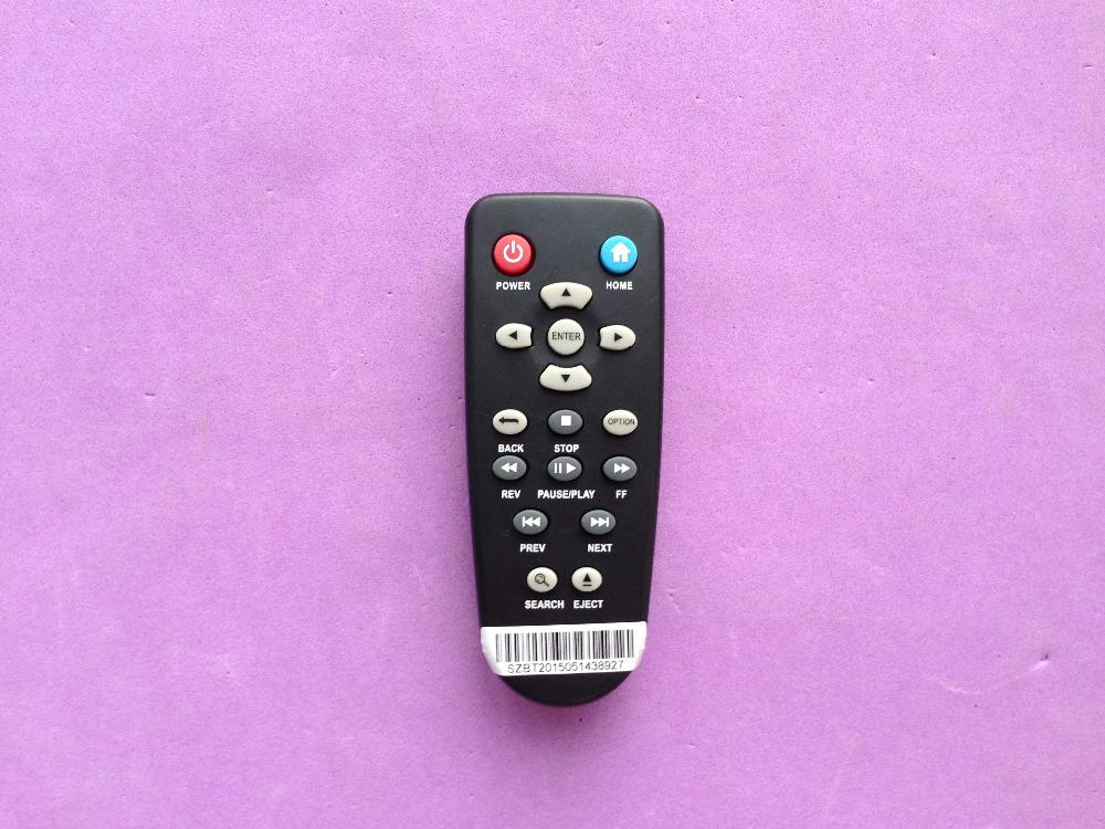 NEW FOR WD W.estern Digital WD00AVN WDTV TV Live Streaming Box HD Media Remote Control(China (Mainland))
