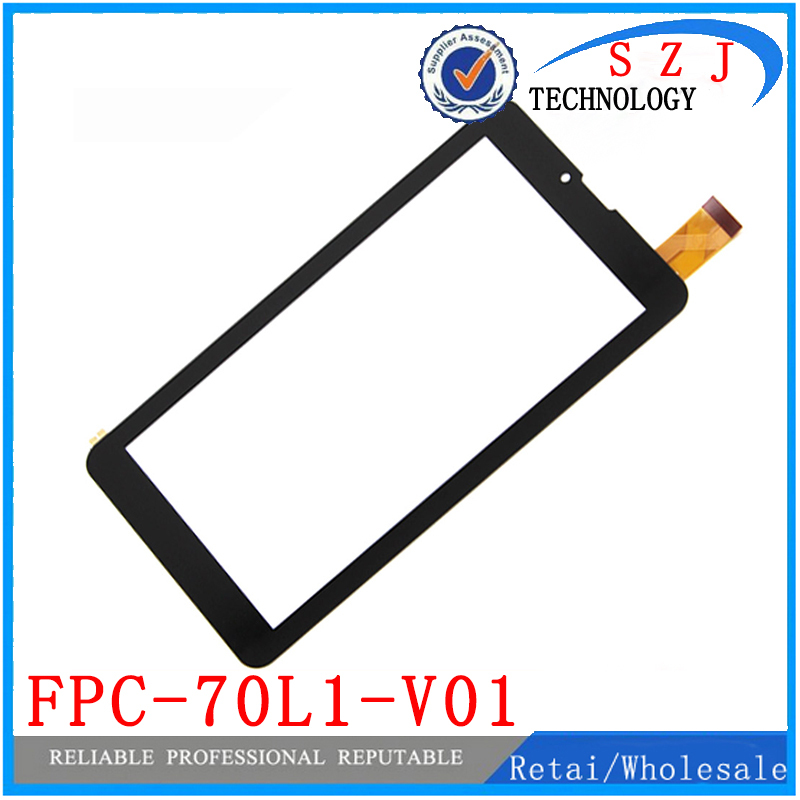 Original 7 inch Punaier momo9T 3G version P713 FPC-70L1-V01 touch screen digitizer capacitive touch panel free shipping 10pcs<br><br>Aliexpress