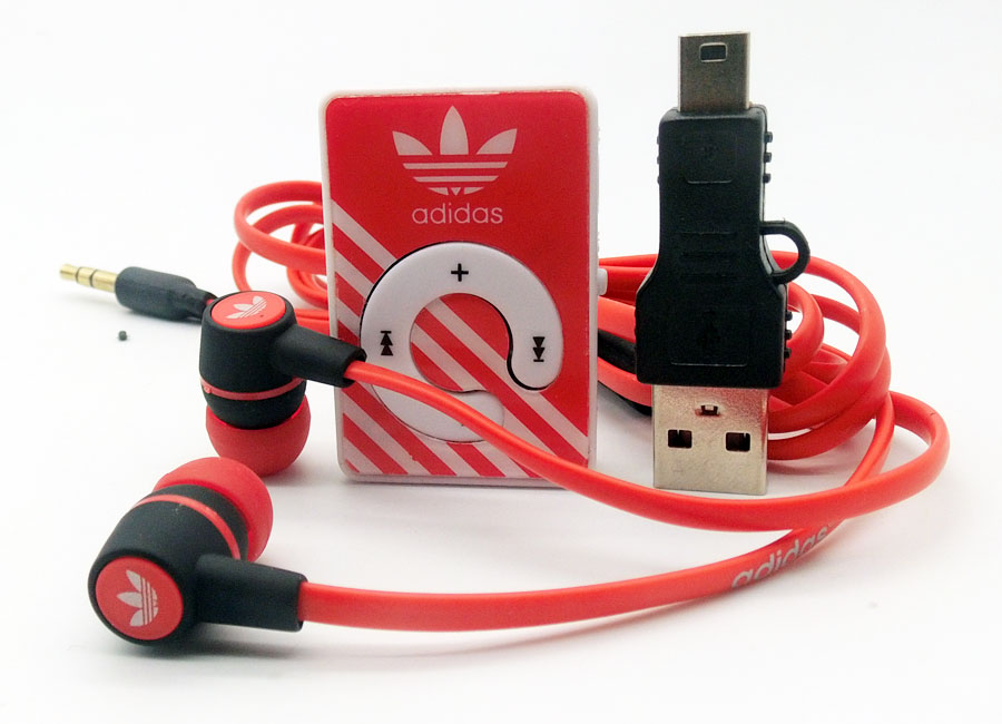 2017 new High Quality Mini Clip Sports MP3 Music Players Support TF Card With Earphone Mini USB