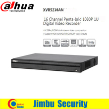 Buy New DAHUA arriving XVR5216AN Channel Penta-brid 1080P 1U Digital Video Recorder Support HDCVI/ AHD/TVI/CVBS/IP video inputs 1 SA for $256.50 in AliExpress store