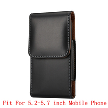 Buy Belt Clip Case Leather Holster iPhone 6s Plus Vertical Pouch Cover Samsung Galaxy Xiaomi Redmi Note 3 Pro Oneplus 3 < for $5.19 in AliExpress store