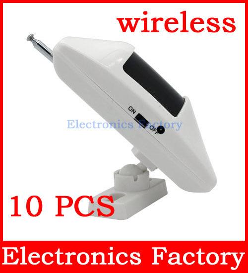 10PCS Wireless Pet Immune Infra Red PIR Motion Detector sensor Sensors 315mhz Detector 433 Mhz Infrared For Alarm System(China (Mainland))