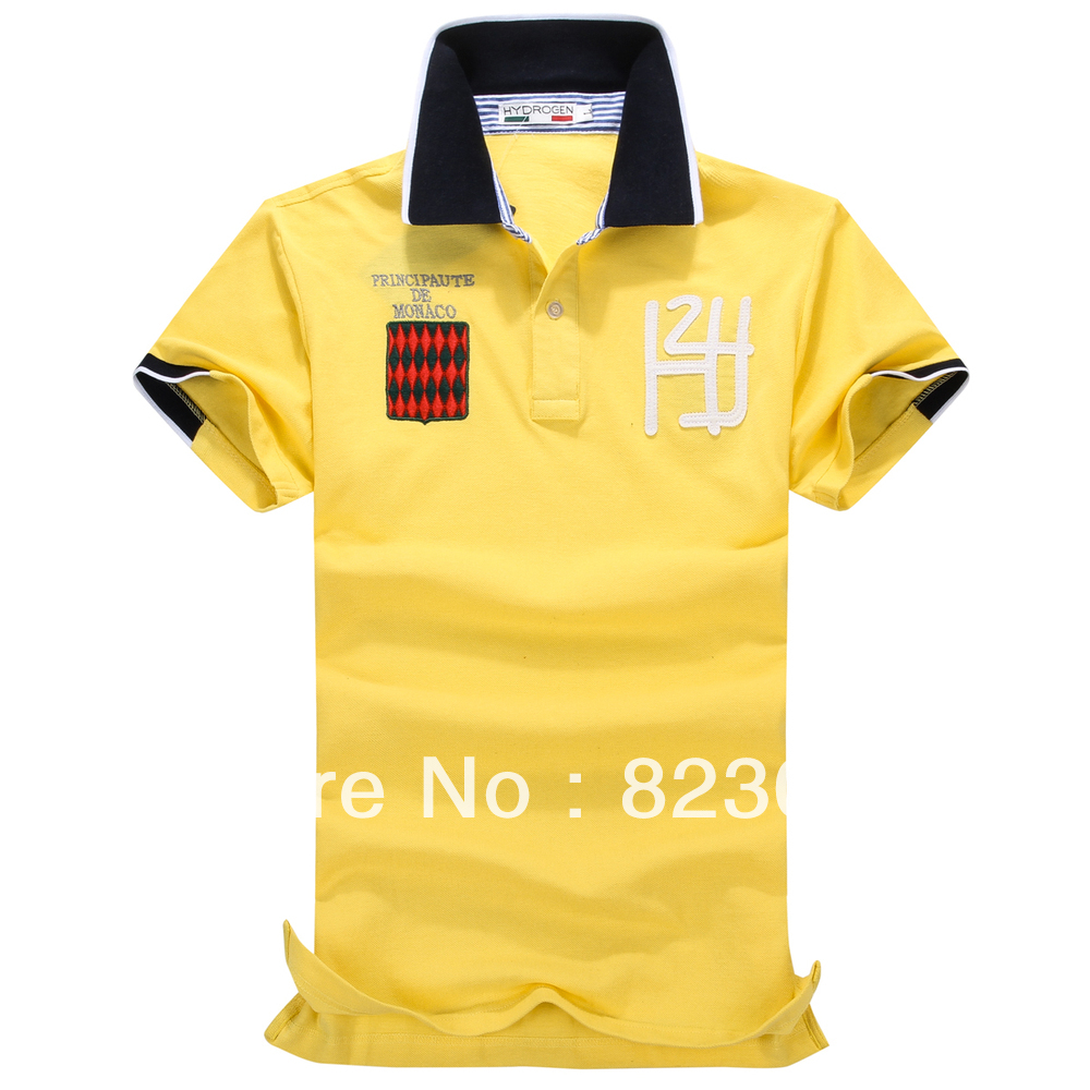 Men t shirt casual shirtdesigner brand polo shirt mens Wholesale polo t shirts