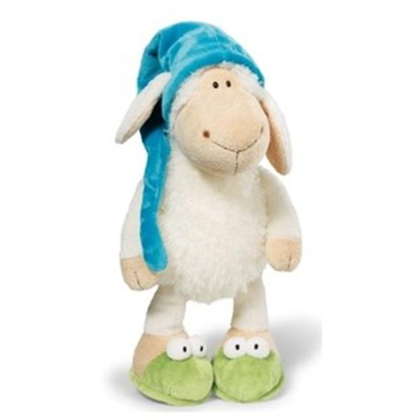 2016 New Hot Sale Big 50cm Nici Jolly Sleepy Sheep Plush Doll Animal Toy Children Birthday Gift 1pcs Christmas Presents(China (Mainland))