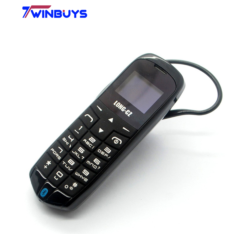 J8 Bluetooth Mini Mobile Phone sim car mini phone + bluetooth headset earphone Russian Hebrew Arabic Multil-Languages X5 M5 M3(Hong Kong)