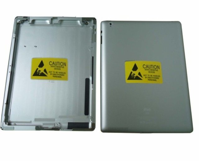 Rear Back Cover 3G Vision for iPad2+ free shipping+100% original and new+3 month warranty