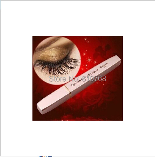 Eyelash Growth Treatment 5ML Eyelash Growth Liquid thicker longer slender makeup eyelash growth serum 7days enhancer mascara2200(China (Mainland))