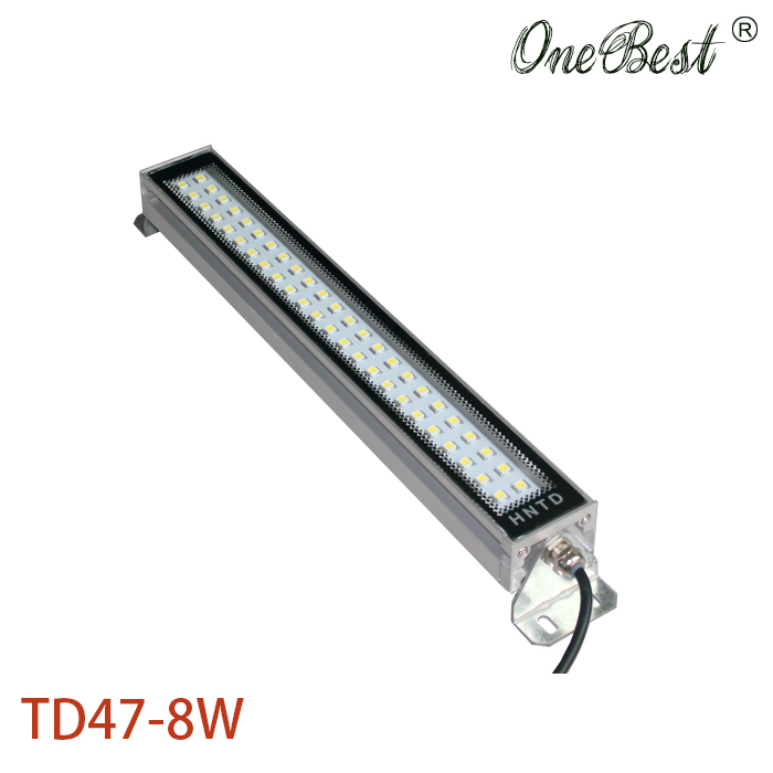 8W TD47 24V/36V/48V/110V/220V Led Metal Panel Light CNC machine tool Waterproof explosion-proof led Astigmatism led work light(China (Mainland))