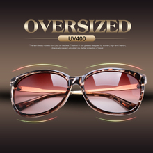 Oversized Sunglasses Women 2016 Fashion Ladies Cool Vintage Retro Designer Womens Round Big Glasses Oculos De Sol Feminino(China (Mainland))