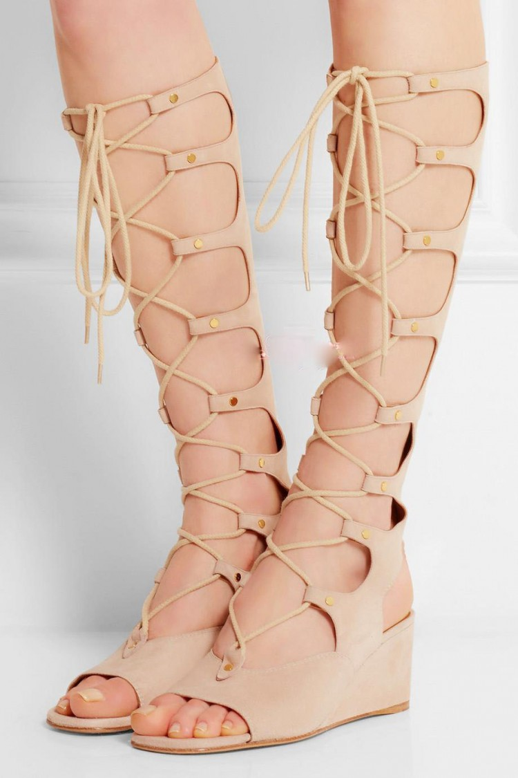 Tall Gladiator Sandals Price, Tall Gladiator Sandals Price Trends ...