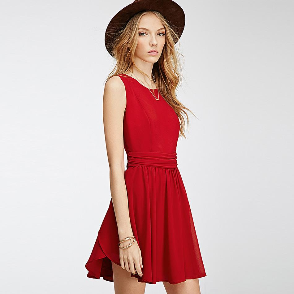 Shop womens summer dresses cheap sale online, you can buy white summer dreeses, maxi long summer dresses and casual plus size summer dresses for women at wholesale prices on heresfilmz8.ga FREE Shipping available worldwide. Stylish Sleeveless Round Collar A-Line Dress For Women - White - M.