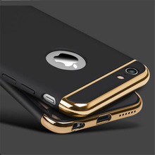 Buy Ultra Thin Shockproof Cover Cases iPhone 6 case Luxury 6s 7 Plus 5S 5 Plating PC Armor Protection iPhone 7 Case Coque 35 for $2.00 in AliExpress store