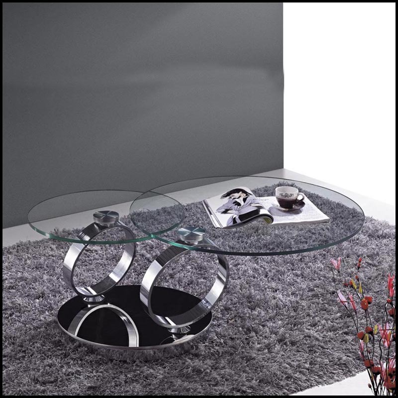 Black folding coffee table round tea table small square side table OEM&ODM Style and size available send from China(China (Mainland))