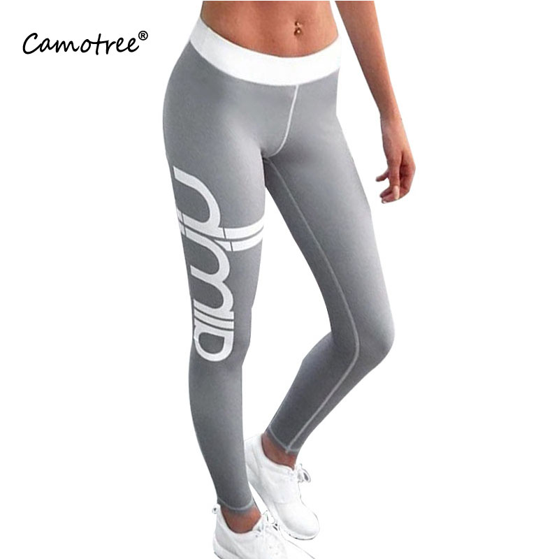 Fashion New Print Women Pants Sporting Leggings Fitness Summer Print Dry Quick Force Exercise Pants For Women Pink Grey Black(China (Mainland))