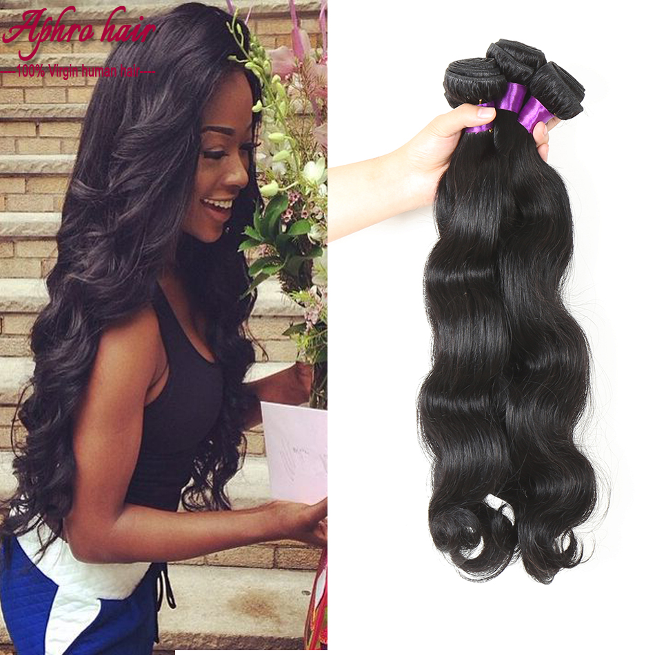 Brazilian Virgin Hair Body Wave Brazilian Hair Weave Bundles 4 Bundles Brazilian Body Wave Unprocessed Virgin Brazilian Hair