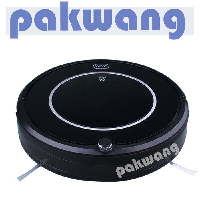 2016 Newest Floor Cleaning Robot Auto Rechargeable, Remote Control, Virtual Wall, Touch Screen,Mopping robot(China (Mainland))