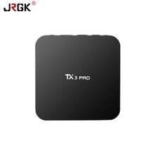 Buy TX3 PRO Android 6.0 TV Box Amlogic S905X Quad Core 1GB 8GB Set top Box HDMI H.265 WIFI 4K HD Smart Media Player for $48.00 in AliExpress store