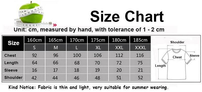 DGCY Male Raglan T-shirt Size