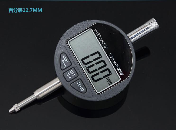 High Qulaity 12.7mm dial indicator 0-12.7mm/0.5