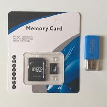 New Arrival TF Micro sd Card Class 10 Transflash Memory Card 4gb 8gb 16gb 32gb 64gb 128GB Mini Microsd Card With Adapter Reader(China (Mainland))