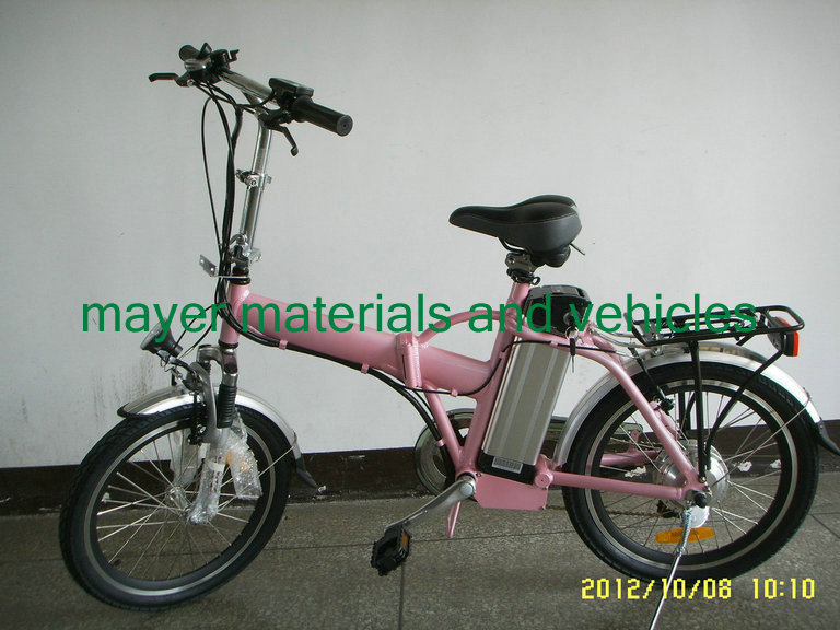hotselling foldable electric bike ebike lithium battery 20'' pocket bike CE marked electric bicycle scooter factory outlet(China (Mainland))