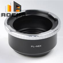 Buy Pixco Lens Mount Adapter Suit ARRI Arriflex PL Lens Sony E Mount Camera NEX A5100 A6000 A5000 A3000 5T 3N 6 5R for $140.88 in AliExpress store