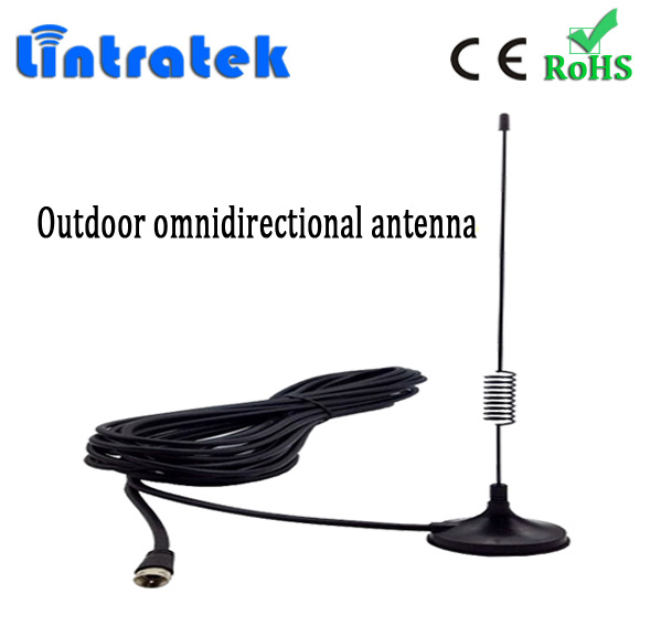 Outdoor omnidirectional antenna for GSM WCDMA DCS CDMA cell phone signal repeater Outdoor antenna(China (Mainland))
