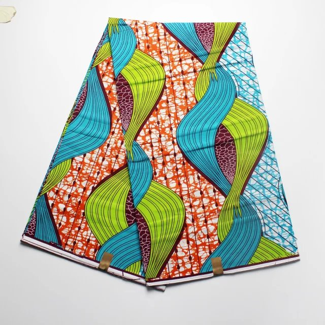 High quality Super wax fabric 100% cotton african real dutch veritable fabric .welcome to buy(China (Mainland))