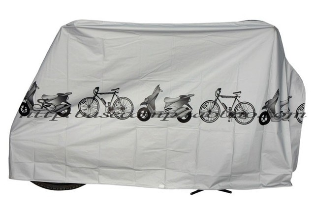 Free Shipping Thickening Bike/Bicycle/MTB/Motorcycle Dust Cover Cycling Rain And Dust Protector Cover Waterproof
